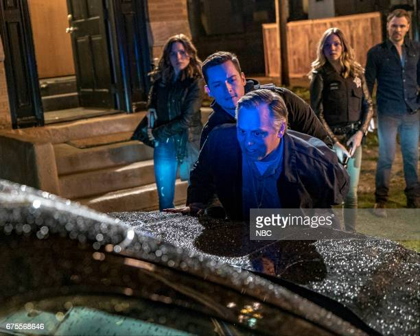 D 'Army of One' Episode 422 Pictured Sophia Bush as Erin Lindsay Jesse Lee Soffer as Jay Halstead David Aaron Baker as Jeremy Pettigrew Tracy...