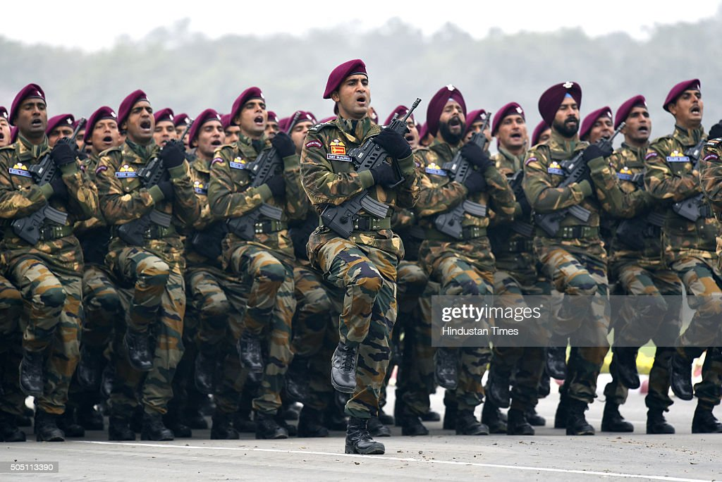 68th Indian Army Day