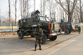 IND: Protest March By Separatists Foiled In Kashmir After Authorities Impose Restrictions