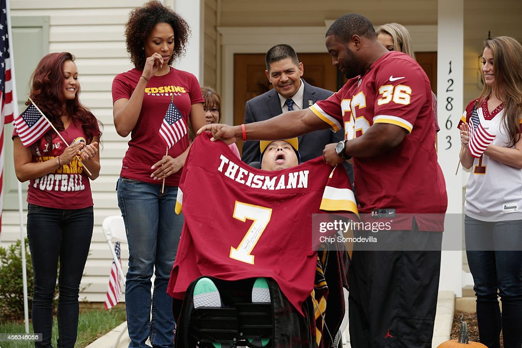 NFL Jerseys Sale - Quadriplegic War Veteran Receives New Specially-Built Home Photos ...