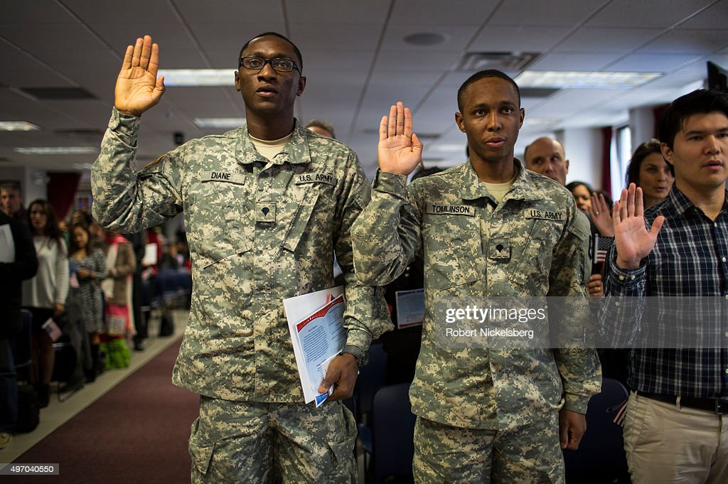 naturalization ceremony held in new york city getty images