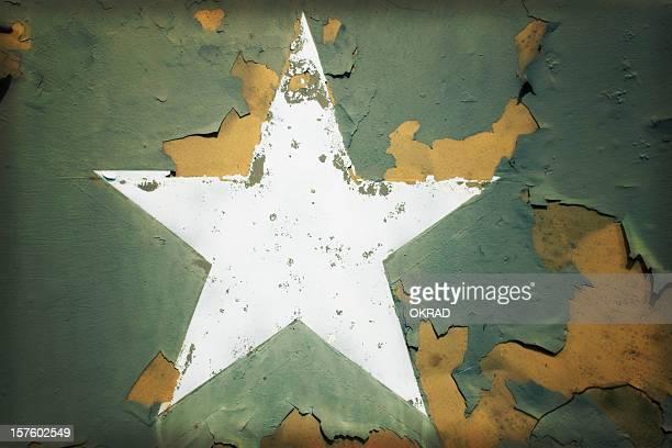 Army étoiles fond Grunge effet