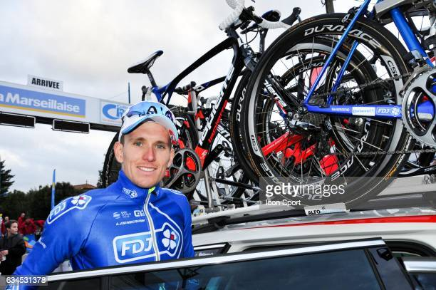 Arnaud Demare of Fdj during the stage 1 of the Etoile of Besseges on February 1 2017 in Beaucaire France