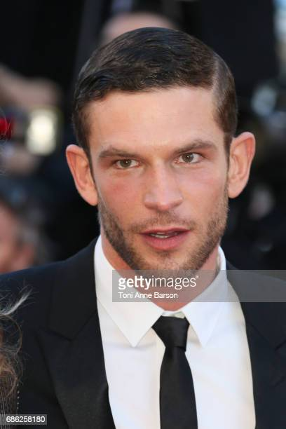 Arnaud Valois attends the '120 Battements Par Minutes ' screening during the 70th annual Cannes Film Festival at Palais des Festivals on May 20 2017...