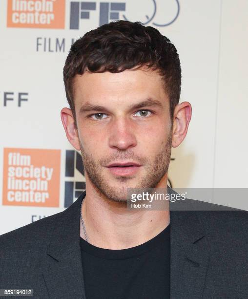 Arnaud Valois attends the screening of 'BPM ' during the 55th New York Film Festival at Alice Tully Hall on October 8 2017 in New York City