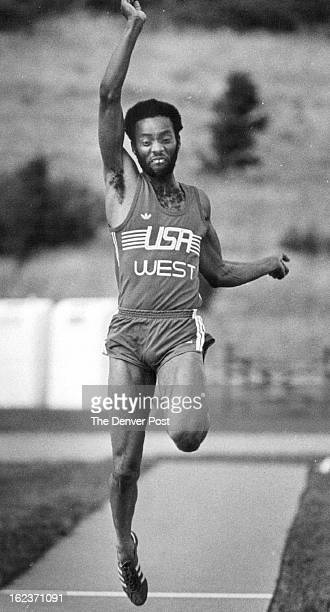JUL 28 1978 JUL 29 1978 Arnie's A Winner But He's Short of His Goal Olympic long jump champion Arnie Robinson flew to Colorado Springs from Europe...