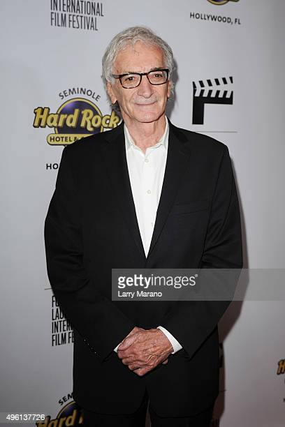 Arnold Grossman attends the Fort Lauderdale International Film Festival Opening Night at Seminole Hard Rock Hotel on November 6 2015 in Hollywood...