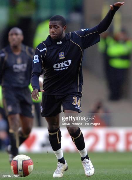 Arnold Mvuemba Portsmouth
