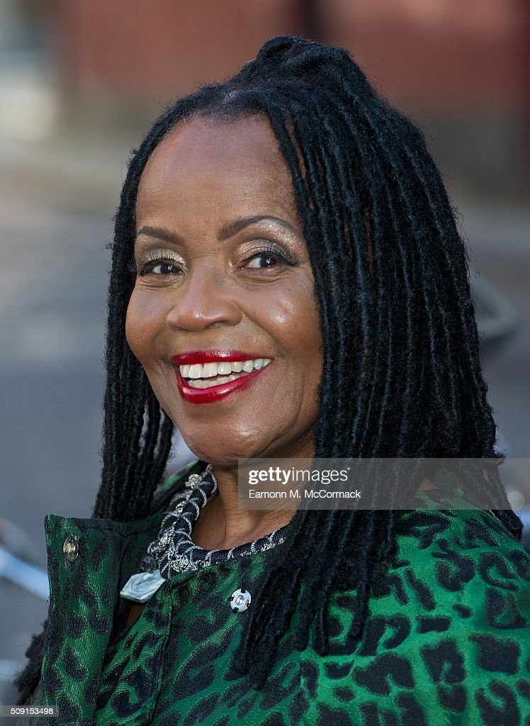 PP Arnold poses at Photocall for 'All Or Nothing' on February 9, 2016 in London, England.