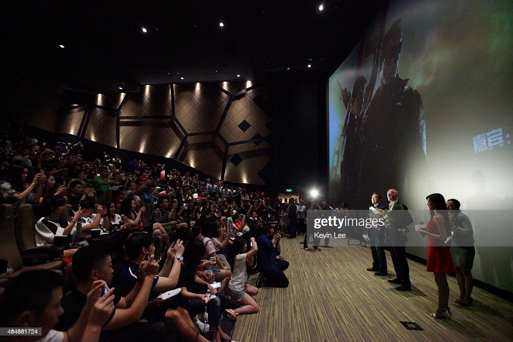 Terminator Genisys China Tour - Midnight Screening Event