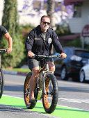 Celebrity Sightings In Los Angeles - June 03, 2020