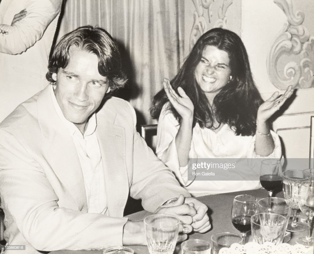 <a gi-track='captionPersonalityLinkClicked' href=/galleries/search?phrase=Arnold+Schwarzenegger&family=editorial&specificpeople=156406 ng-click='$event.stopPropagation()'>Arnold Schwarzenegger</a> & <a gi-track='captionPersonalityLinkClicked' href=/galleries/search?phrase=Maria+Shriver&family=editorial&specificpeople=179436 ng-click='$event.stopPropagation()'>Maria Shriver</a>