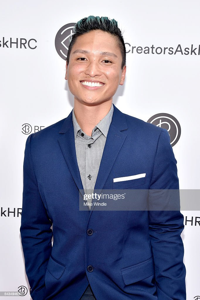 Arnold Telagaarta attends as Beautycon Media curates the first digital content creator town hall with Hillary Clinton at NeueHouse Los Angeles on June 28, 2016 in Hollywood, California.