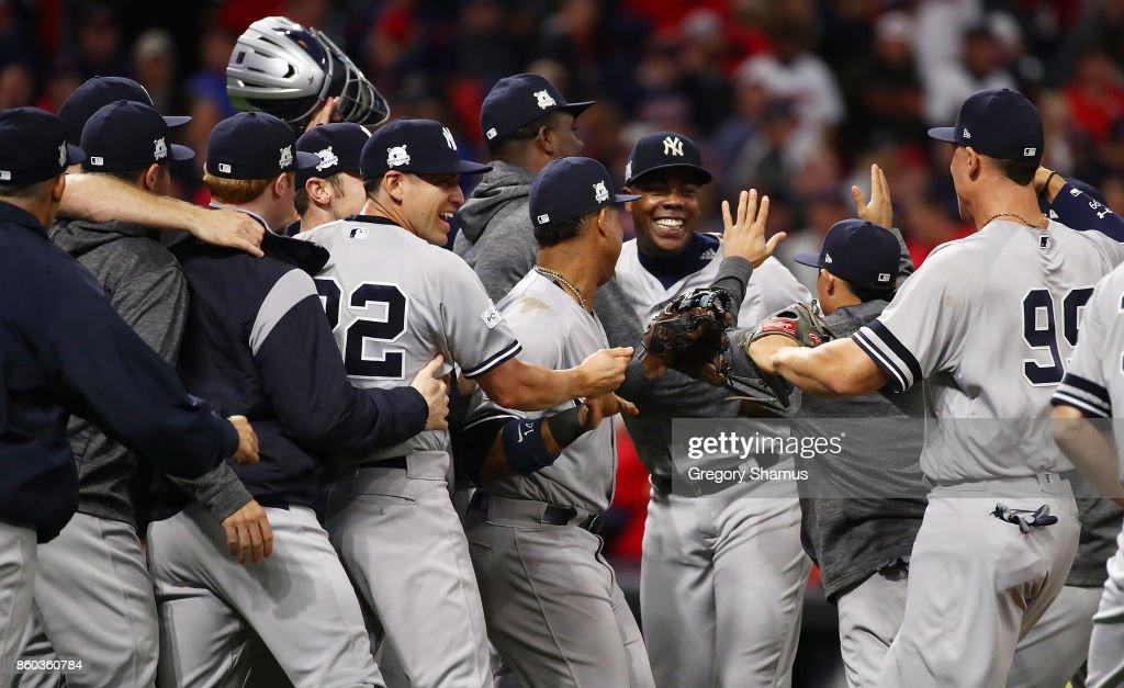 ALDS: Cleveland Indians vs. New York Yankees