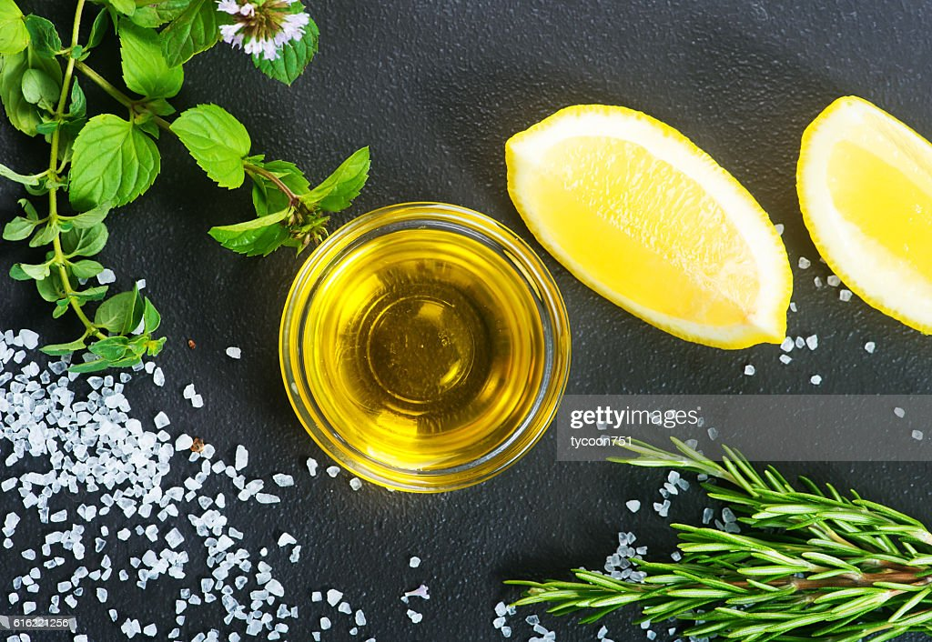 aroma spice on a table : Stockfoto