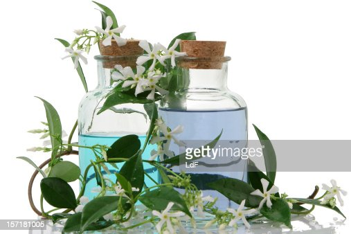 Aromatherapy and jasmine