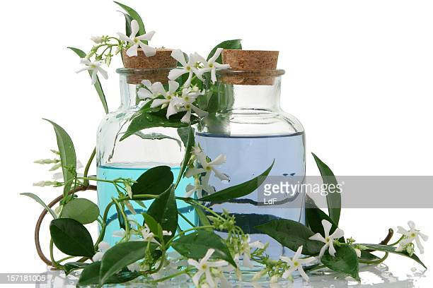 Aromatherapie und Jasmin