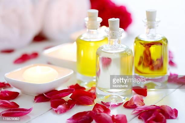 Aromatherapie-Öl