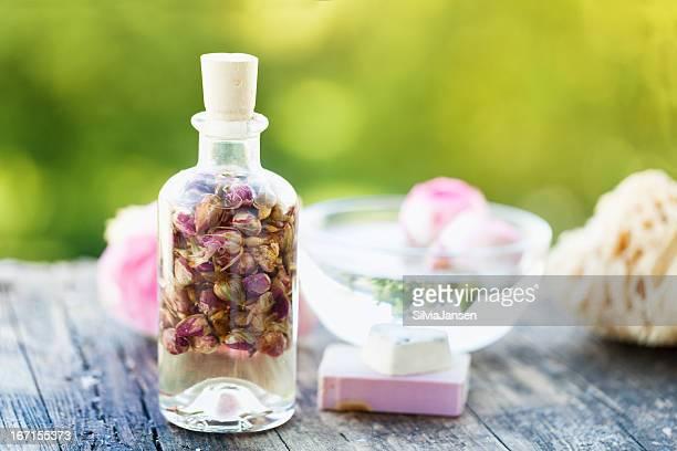 Aromatherapie-Duft der Rosen-massage oil