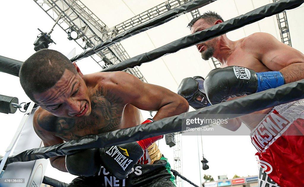 PBC On NBC: Robert Guerrero v Aron Martinez