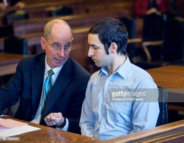 Arraignment for Philip John Macri who is charged with manslaughter in the crash in Windham that resulted in the death of a Steep Falls woman and...