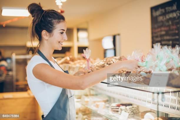 Regelen van cookies in de bakkerij