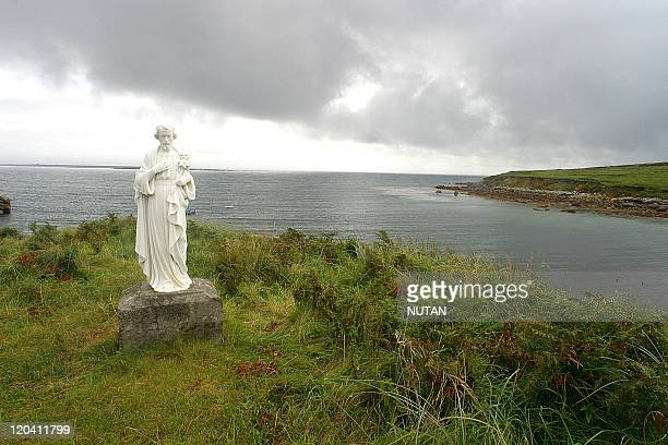 Arranmore Island Ireland in 2004 Nothing much happens on the Island the sea depleted of all its wealth by overfishing is nearly bare of fishes only a...