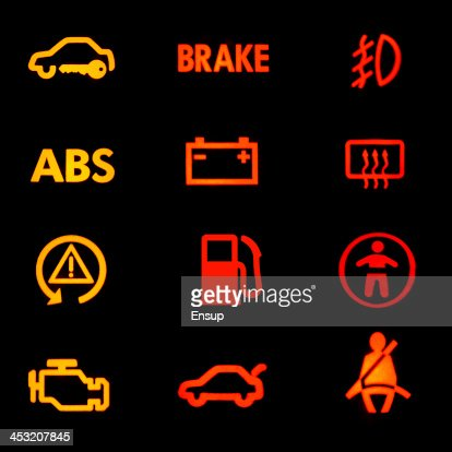 Dashboard Symbole Stock-Foto | Thinkstock | {Armaturenbrett symbole 37}