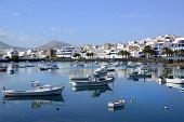 Arrecife Harbour, Lanzarote