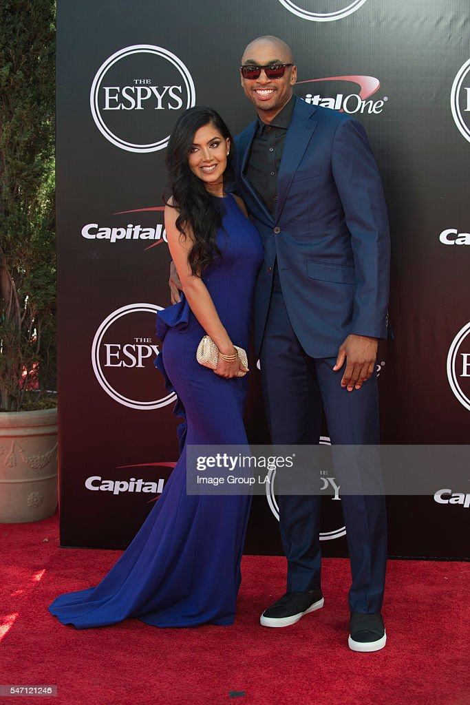 ESPYS - Arrivals - On July 13, some of the worlds premier athletes and biggest stars join host John Cena on stage for The 2016 ESPYS Presented by Capital One. The 24th annual celebration of the best moments from the year in sports will be televised live from the Microsoft Theater on Wednesday, July 13 (8:00-11:00 p.m. EDT), on ABC. GERALD