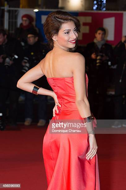 TAL arrives at the 15th NRJ Music Awards at Palais des Festivals on December 14 2013 in Cannes France