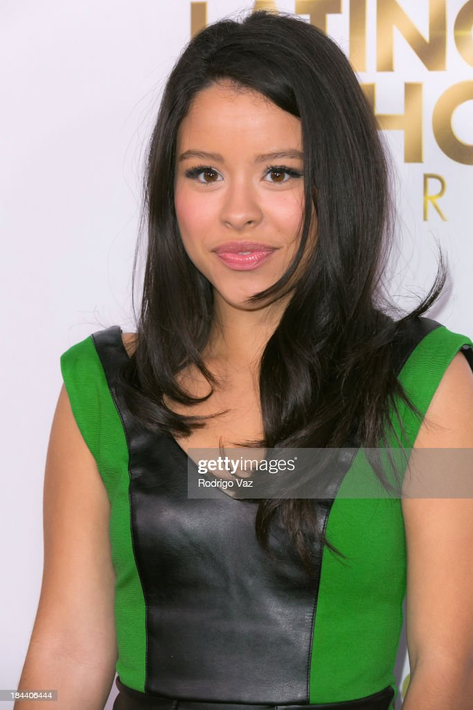 arrives at the 2013 Latinos De Hoy Awards at Los Angeles Times Chandler Auditorium on October 12, 2013 in Los Angeles, California.