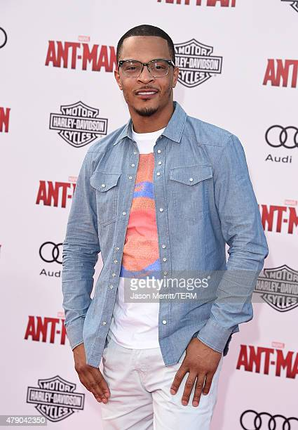 I arrives at the Los Angeles Premiere of Marvel Studios 'AntMan' at Dolby Theatre on June 29 2015 in Hollywood California