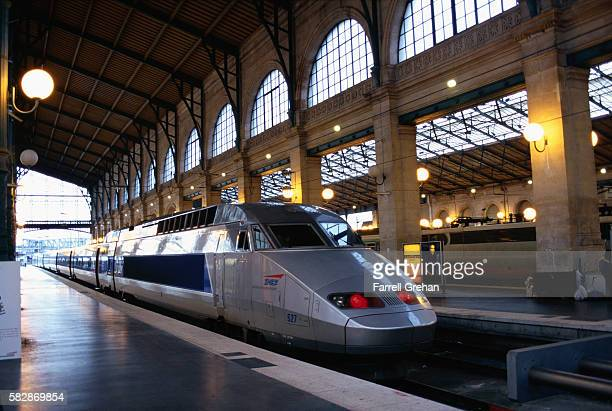 gare de lyon stock photos and pictures getty images. Black Bedroom Furniture Sets. Home Design Ideas