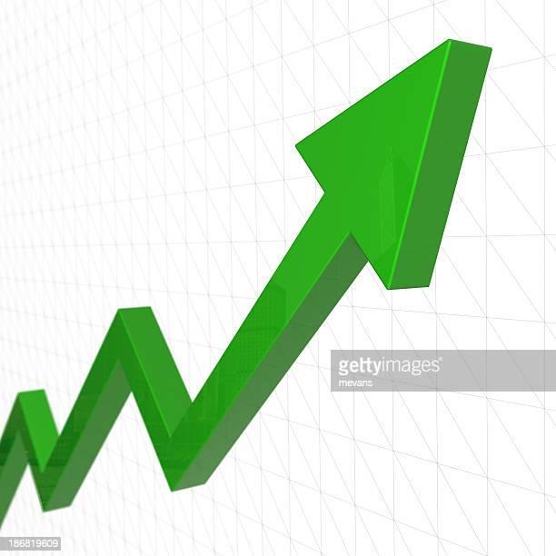 Arrow Graph -Up (DOF blur)