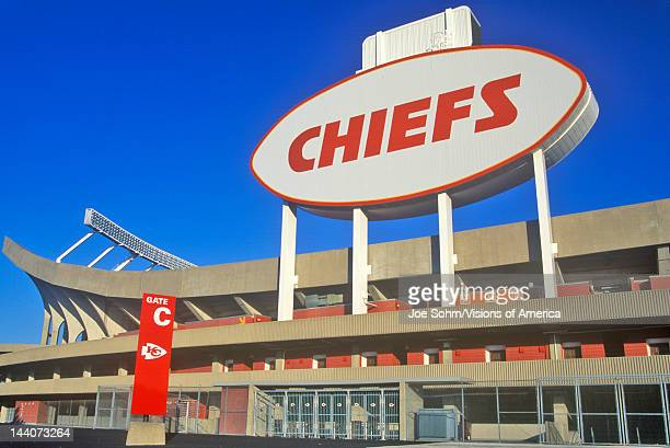 Arrowhead Stadium home of the Kansas City Chiefs Kansas City MO