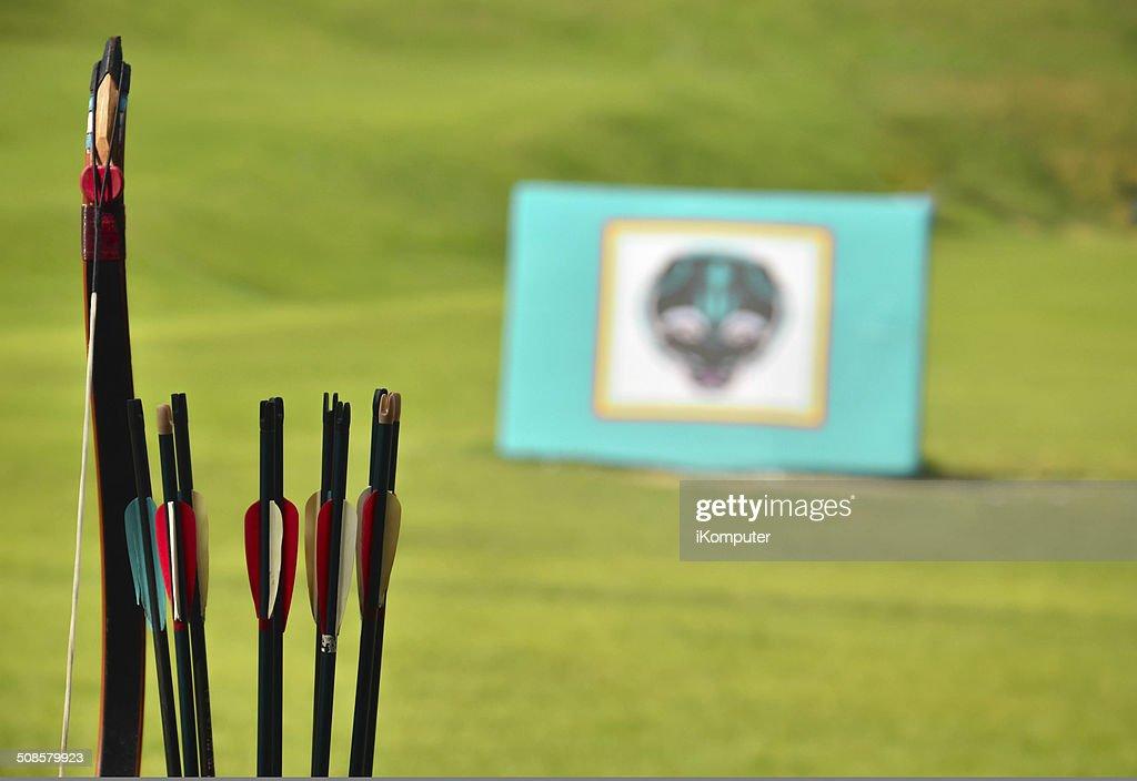 Arrows : Bildbanksbilder