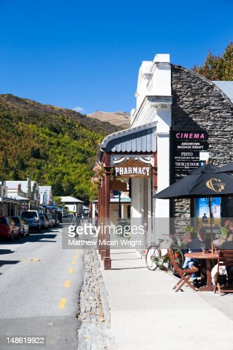 Arrowtown Is A Historical Gold Mining Town Just Outside Of