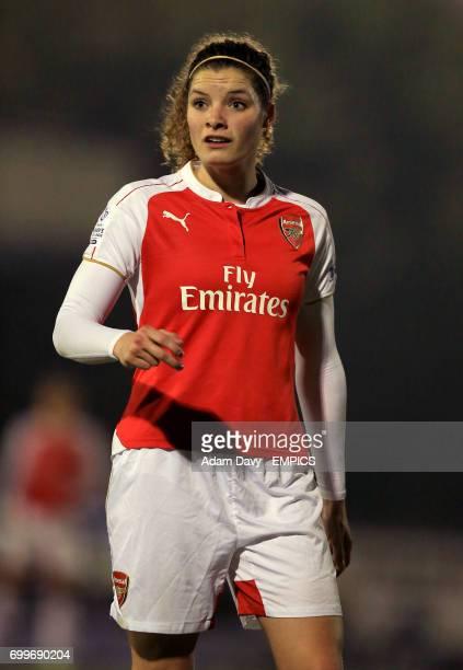 Arsenal Ladies' Dominique Janssen