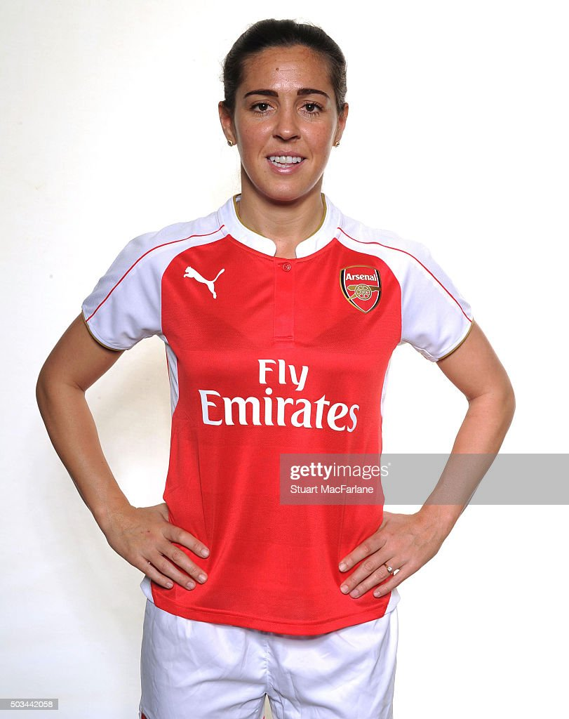 Arsenal Ladies Unveil New Signing Fara Williams | Getty Images