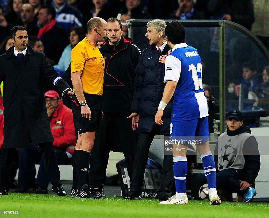 FC Porto v Arsenal - UEFA Champions League
