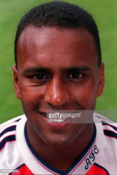 Arsenal midfielder David Rocastle in 1991 31/03/01 Former England Arsenal and Leeds United footballer David Rocastle dies aged of 33 after losing his...