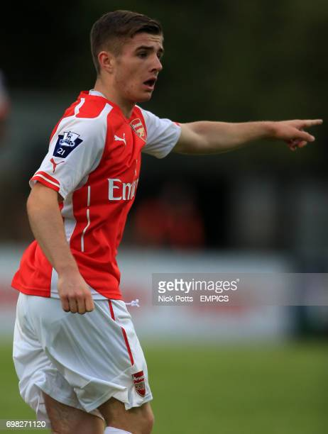 Arsenal's Daniel Crowley