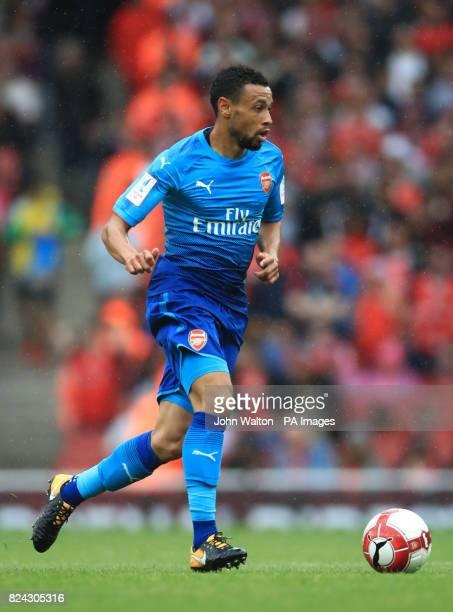 Arsenal's Francis Coquelin