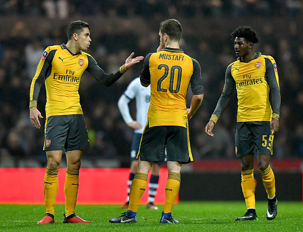 Preston North End v Arsenal - Emirates FA Cup - Third Round - Deepdale : News Photo