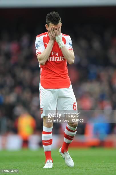 Arsenal's Laurent Koscielny