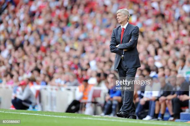 Arsene WENGER Arsenal / Glasgow Rangers Emirats Cup Emirats Stadium Londres