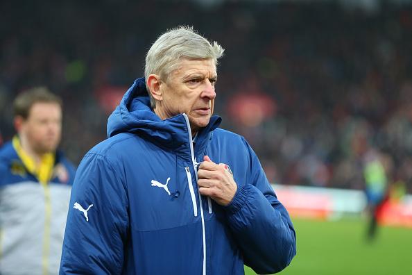 Soccer - Barclays Premier League - Stoke City v Arsenal : News Photo