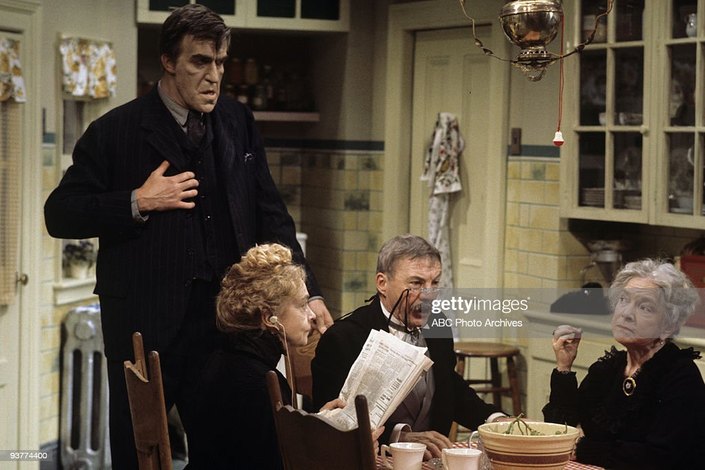 SPECIAL - 'Arsenic and Old Lace' 1969 Fred Gwynne, Lillian Gish, David Wayne, Helen Hayes