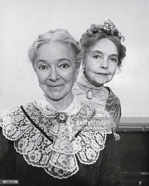 SPECIAL 'Arsenic and Old Lace' 1969 Helen Hayes Lillian Gish